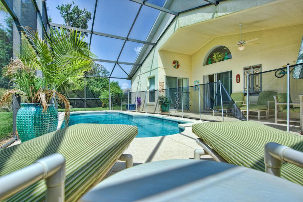 Kuća (Gated community, private pool,  spaci) - Bazen