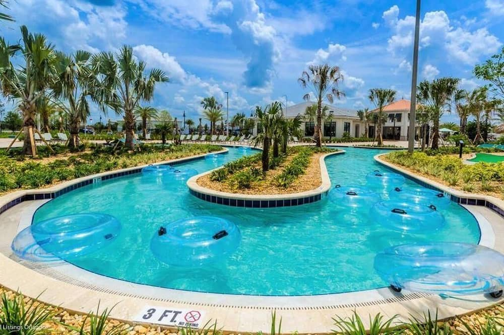 Māja (Storey Lake Resort, private pool, nea) - Baseins