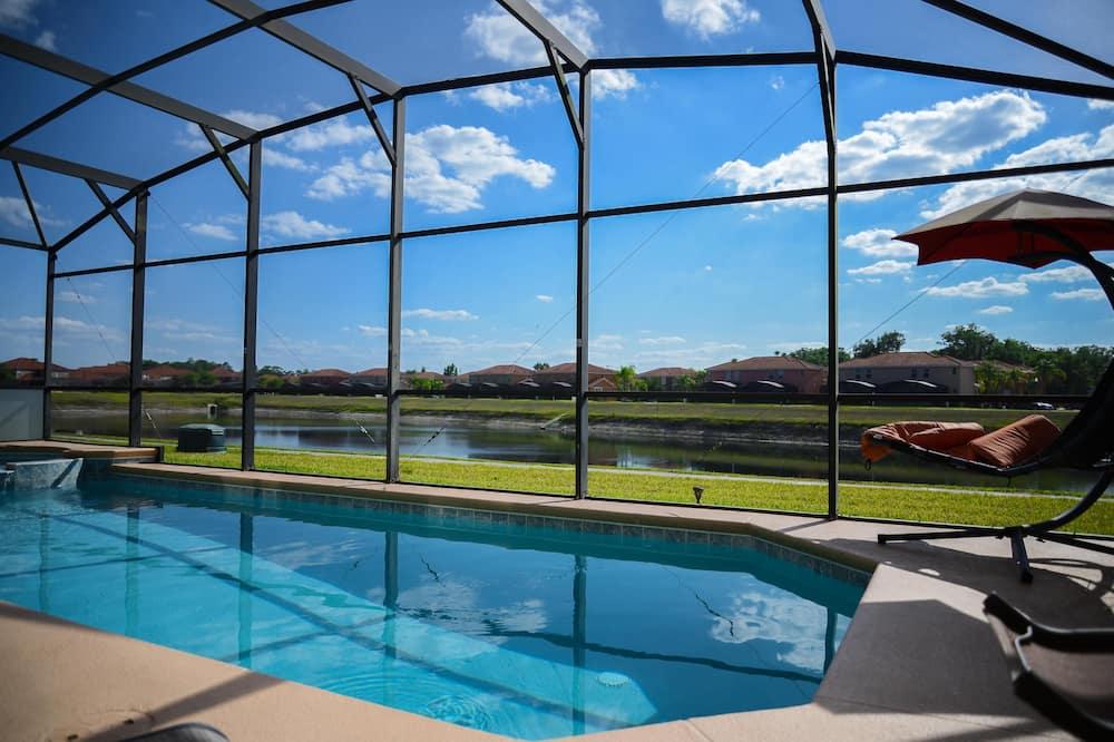 Villa (Bellavida Resort, private pool, 2 gam) - Pool