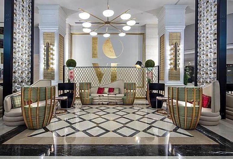 Granada Luxury Belek, Belek, Lobby