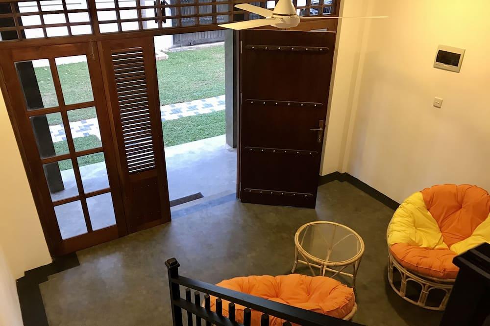 غرفة ديلوكس - شُرفة