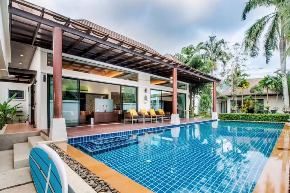 Villa - Privatpool
