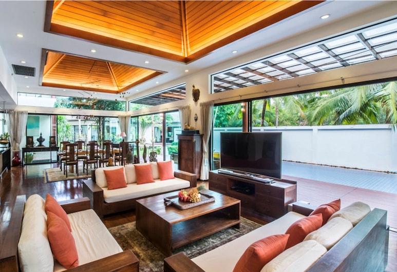 VillaSoraya, Kamala, Villa, Living Area
