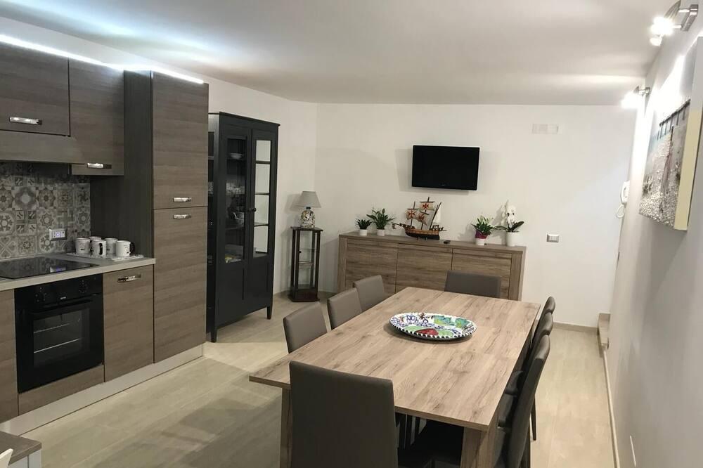 舒適公寓客房 - 共用廚房