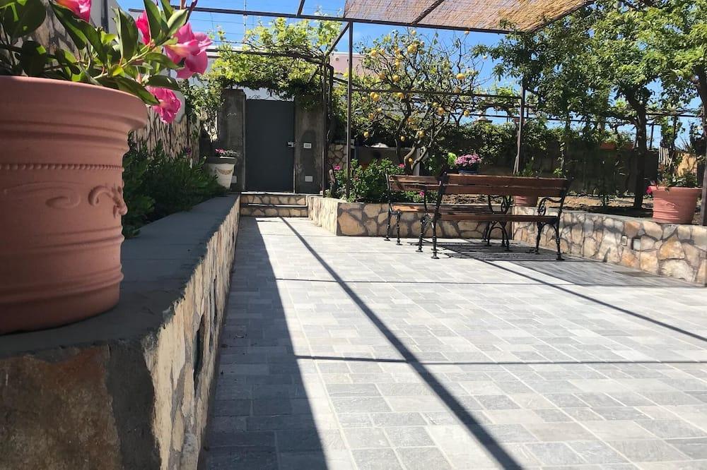舒適公寓客房 - 露台