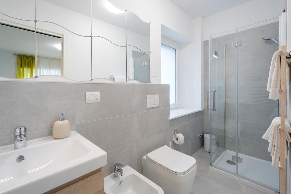 Triple Room (Porta Cividale) - Bathroom