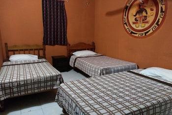 Nuotrauka: Hotel El Rincón del Jaguar, Palenque