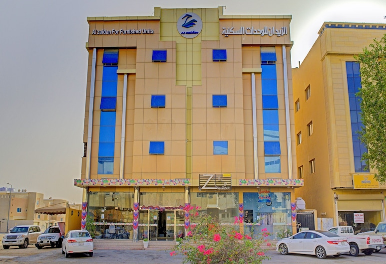 OYO 401 Al Zaidan For Furnished Units, Buraydah
