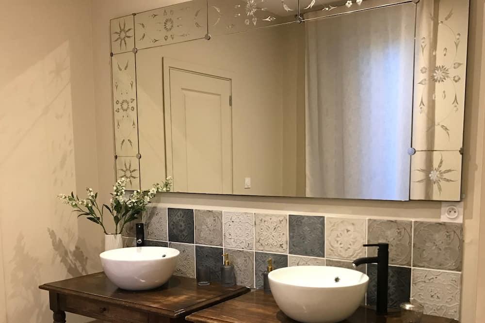 Appartamento, bagno in camera (Le Prélude) - Bagno