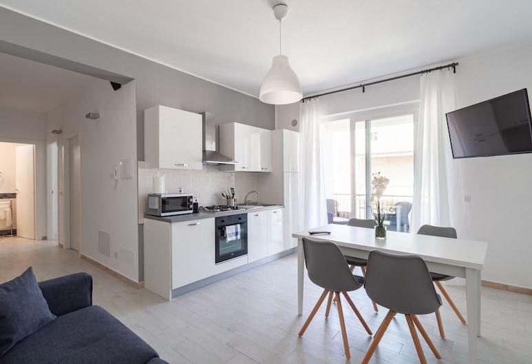 House 103 Rent Apartment, Capo d'Orlando, Superior Condo, Living Area