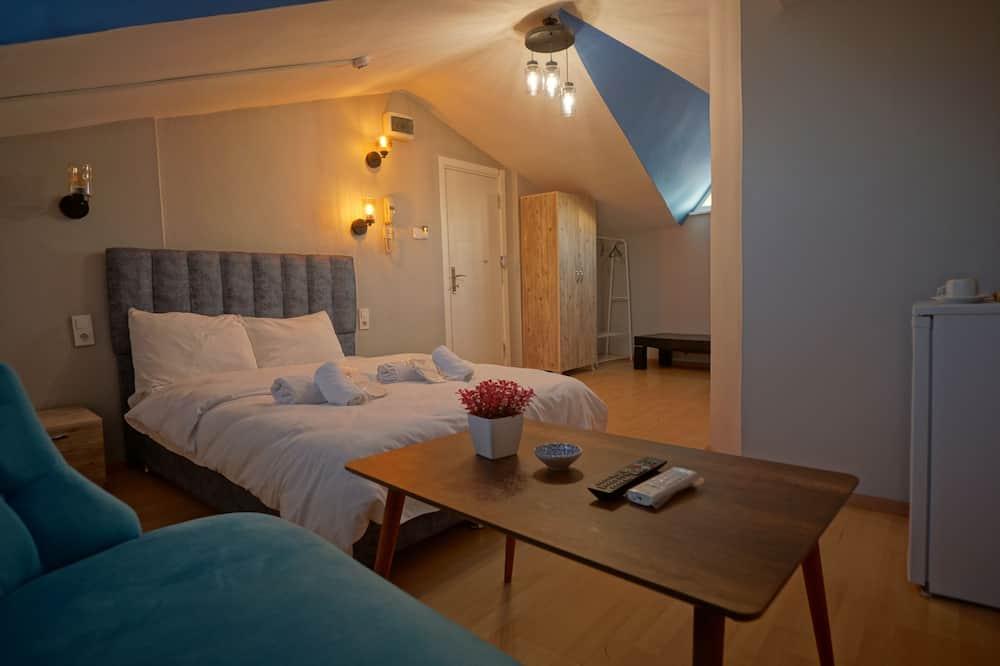 Premium Tek Büyük Yataklı Oda, 1 Çift Kişilik Yatak - Oda