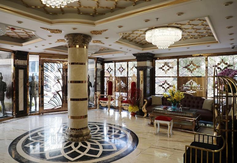 7S Hotel Enjoy 2 HCM, Ho Chi Minh-Stad, Lobby