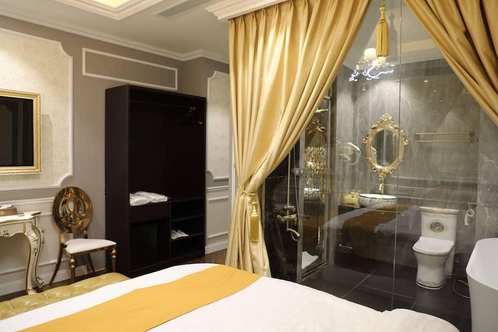 Habitación doble Grand, 1 cama King size, bañera - Habitación