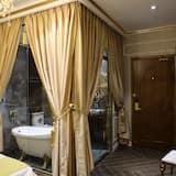 Habitación doble Deluxe, 1 cama Queen size, bañera - Baño