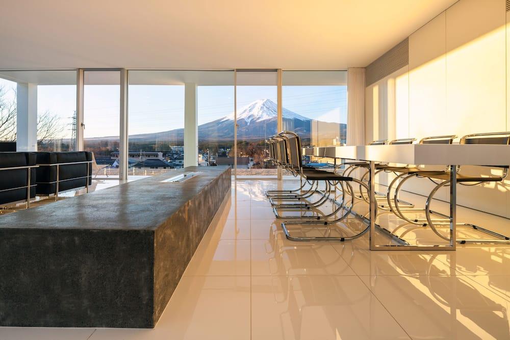 行政套房, 山景 (THE GARDEN, Mount Fuji) - 客廳