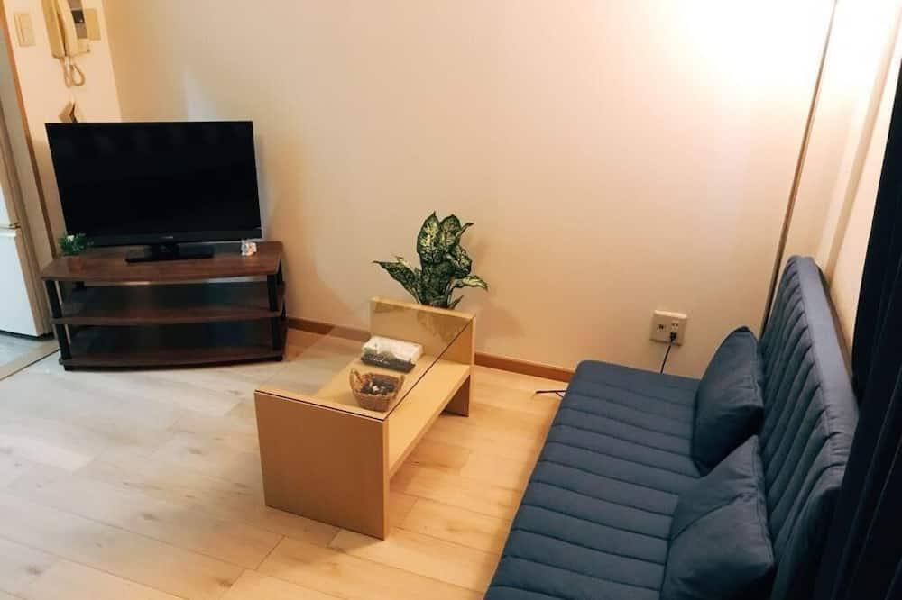 Apartment, 1 Bedroom - Bilik Tamu