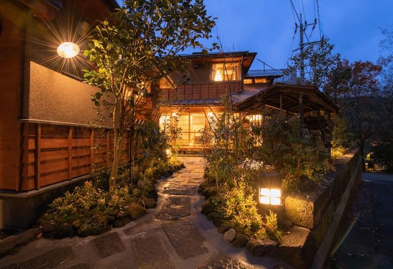 inn NOSHIYU, Minamioguni, Hotel Front – Evening/Night
