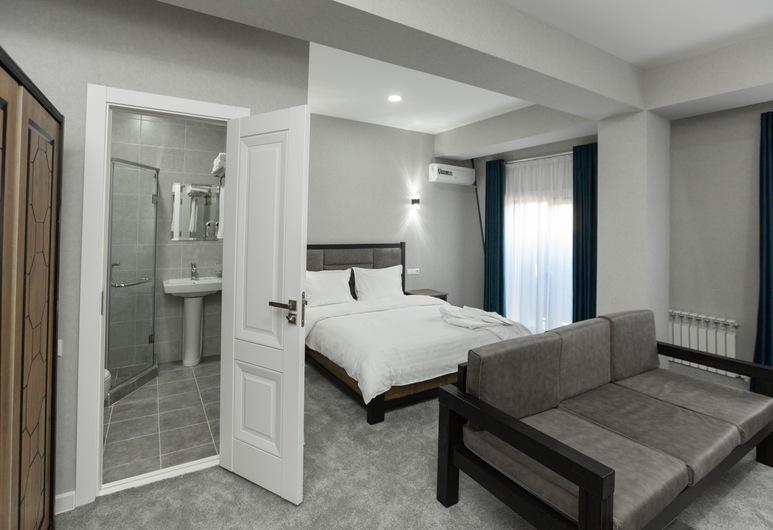 Merci Hotel, Tashkent, Luxury Double Room, Guest Room