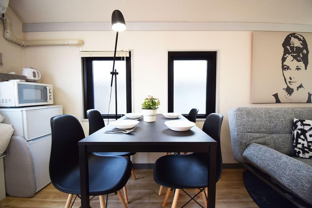 Apartment (3F) - Tempat Makan dalam Bilik