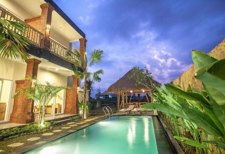 Sujiwa Ubud Retreat Villa by Premier Hospitality Asia, 蘇卡瓦第, 泳池