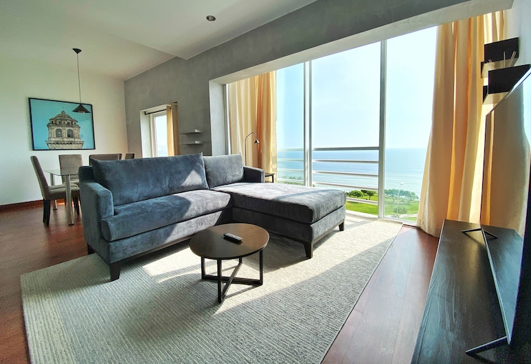 Luxury 3BR With Ocean View, Lima