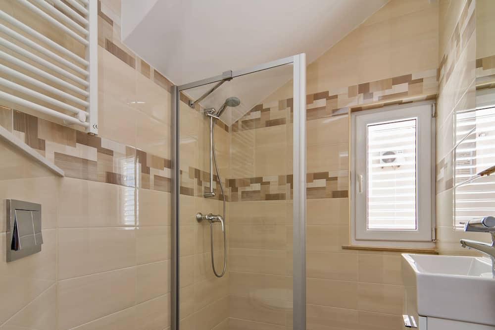 Studio, Sea View (8) - Bathroom