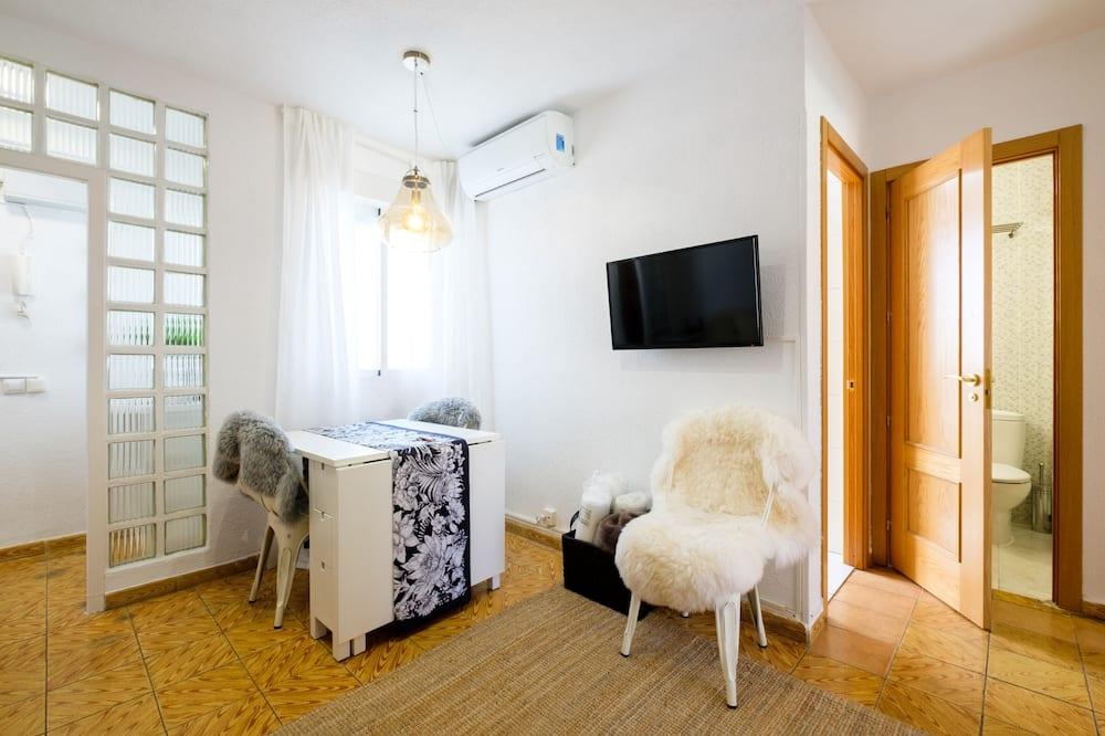 Lägenhet - 2 sovrum - kök - Vardagsrum