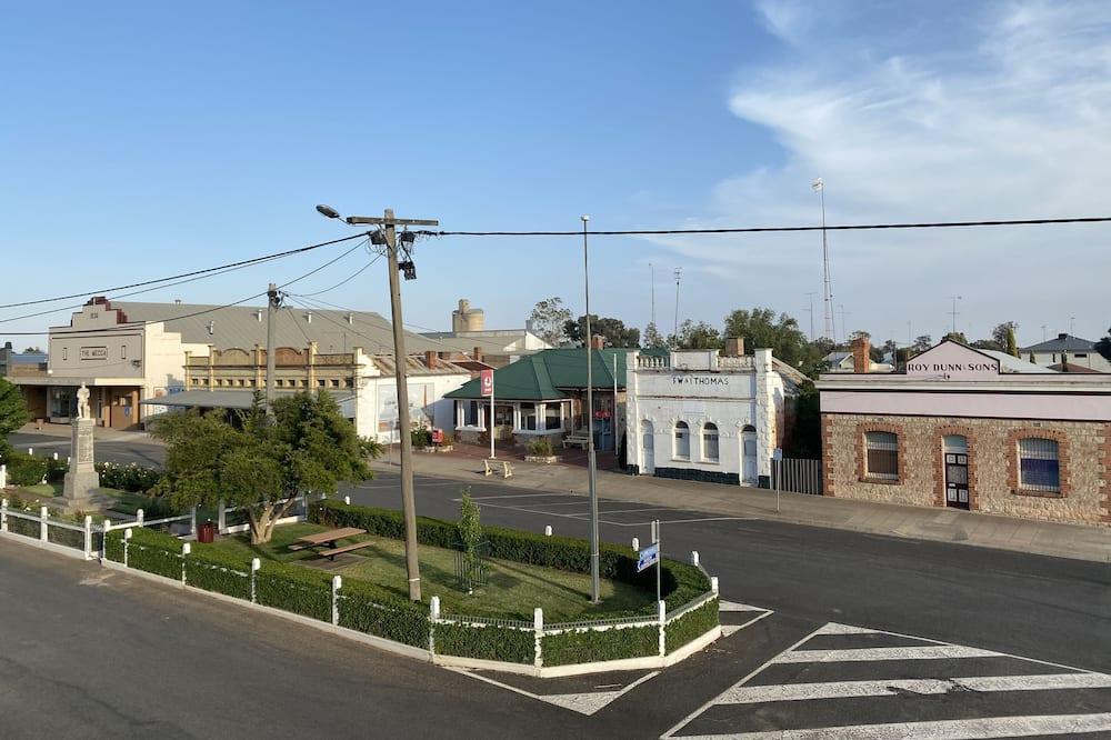 Pokoj typu Economy - Výhled z balkonu