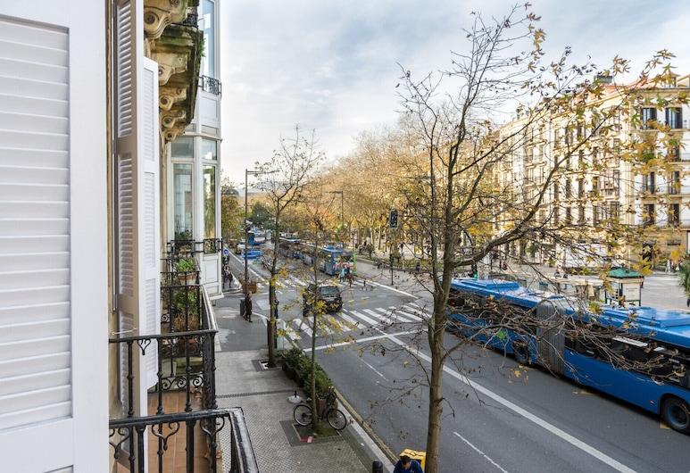 Alameda Always Easy, San Sebastian, Balcon