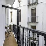 アパートメント 1 ベッドルーム バルコニー ビーチサイド - バルコニー