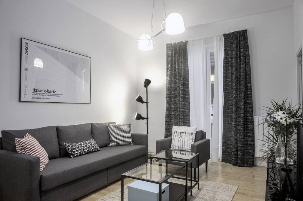 アパートメント 1 ベッドルーム バルコニー ビーチサイド - 部屋