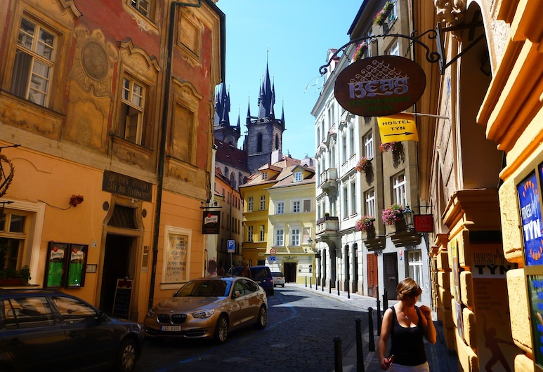 Hostel Prague Tyn, Praga