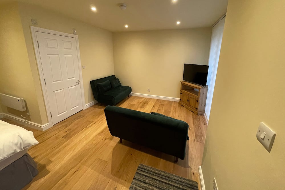 Family Double or Twin Room - Living Area