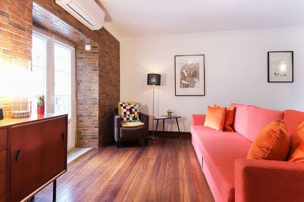 Appartement, 2 slaapkamers, niet-roken - Woonkamer