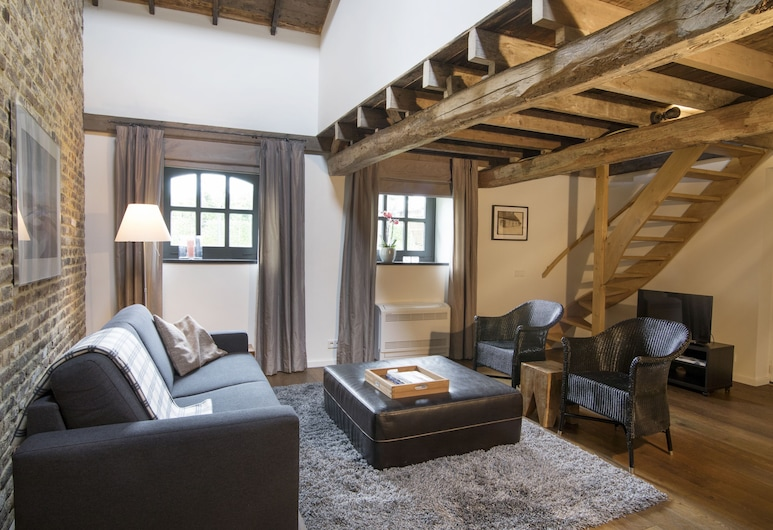 In-Bemelen, Бемелен, Апартаменти категорії «Superior», Вітальня