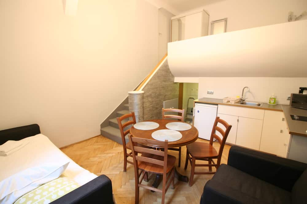 Appartamento Basic - Area soggiorno
