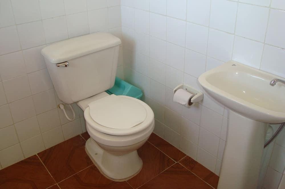 Room, 1 Single Bed, Private Bathroom - Bathroom