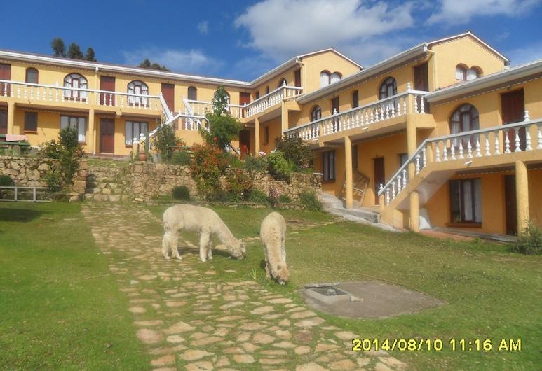Hotel Imperio Del Sol, Isla del Sol