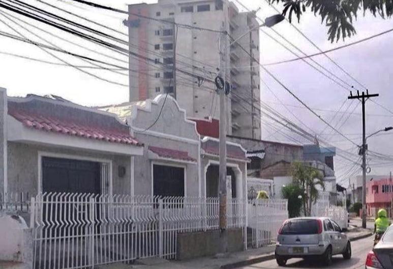 Cande Hostel, كارتاغينا, واجهة الفندق