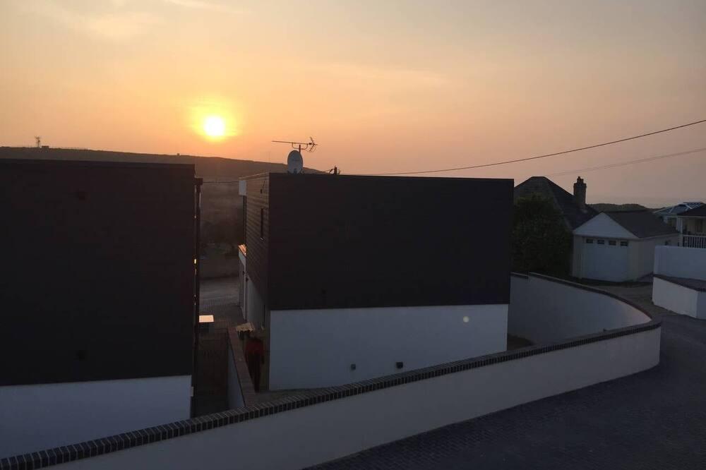 Kuća (3 Bedrooms) - Balkon