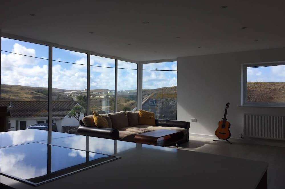 Kuća (3 Bedrooms) - Dnevna soba