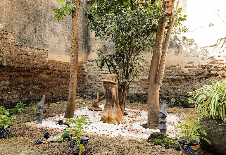 La Casa de Garces, 瓜達拉哈拉, 花園