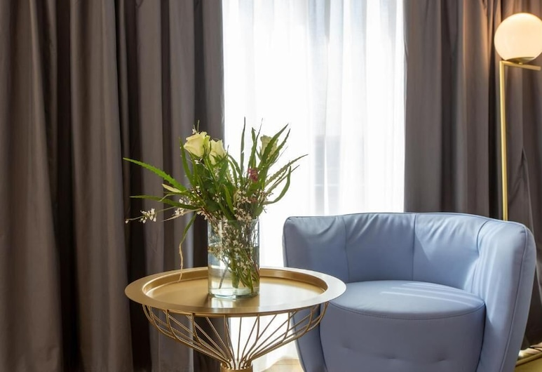 Grand Hotel Faraglioni, Aci Castello, Pokój dwuosobowy z 1 lub 2 łóżkami typu Deluxe, Pokój