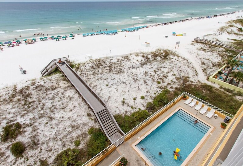 Gulf Dunes 615 by Brooks and Shorey Resorts, Fort Walton Beach, Appartement, Strand