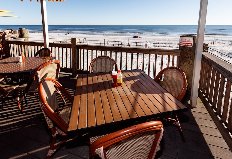 Gulf Dunes 315 by Brooks and Shorey Resorts, Fort Walton Beach, Appartement, Balkon