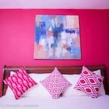 شقة في المدينة - غرفة نوم واحدة - منظر للمدينة - في طابق الغرف التنفيذية - الغرفة