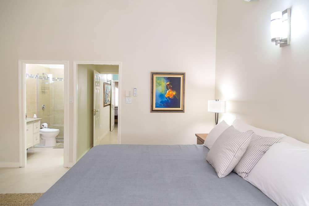 Prémium városi lakás, 2 hálószobával, executive szint - Szoba