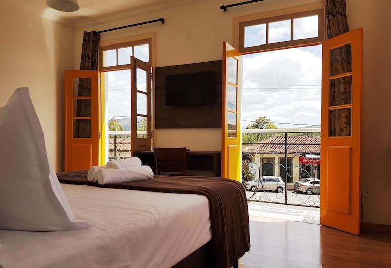 Pousada Imperial Cidade, Ouro Preto, Habitación estándar con 2 camas individuales, Habitación