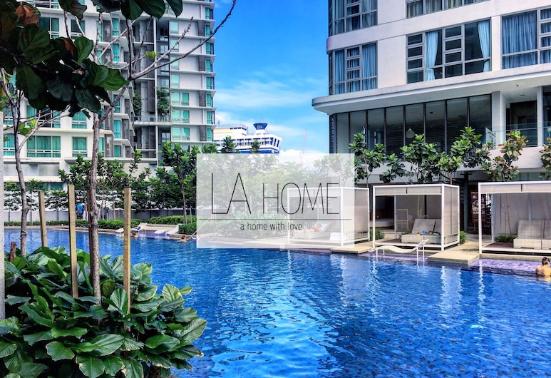 The Robertson KL By Lahome Suite, Kuala Lumpur, Piscine