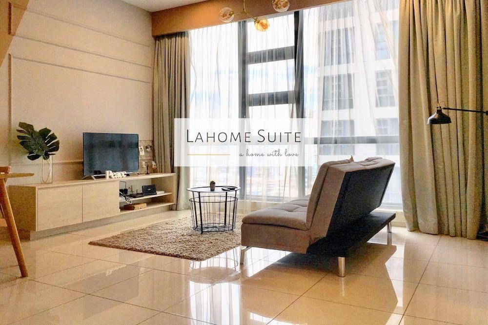 Premium Spacious Suite26 Kuala Lumpur City Center - Living Room